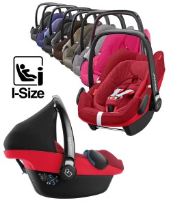 Maxi-Cosi PEBBLE PLUS  - fotelik samochodowy 0-13 kg w normie iSize Pebble+