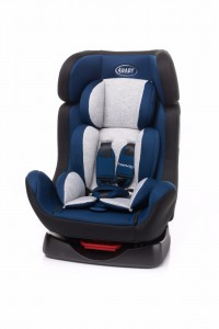 4 BABY Fotelik FREEWAY XVIII 0-25 NAVY BLUE