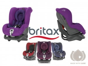 BRITAX-ROMER fotelik FIRST CLASS PLUS od urodzenia do 4 lat
