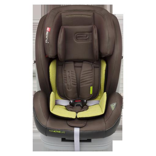 gorący produkt najlepsza moda dobra jakość Espiro KAPPA - fotelik samochodowy 9-36kg regulowany. zagłówek, wkładka,  kolekcja 2019